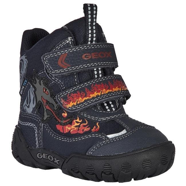 Boots GEOX - B1302S 011CE C0661 Blue