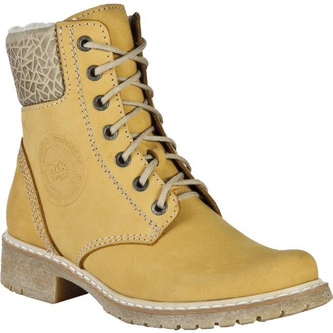 Hiking Boots GIATOMA NICCOLI - 08-0132-005 Yellow