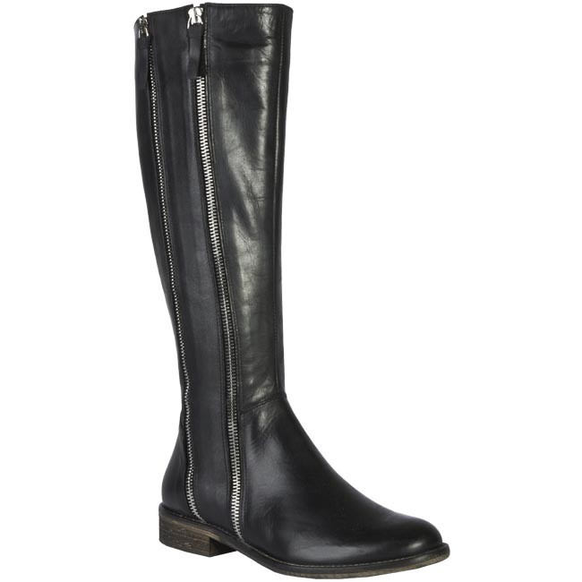 Knee High Boots GINO ROSSI - DK072L CGCG 9900 Black