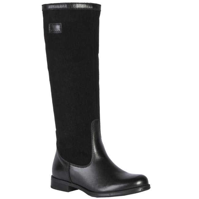 Knee High Boots NESSI - 26801 1 Black