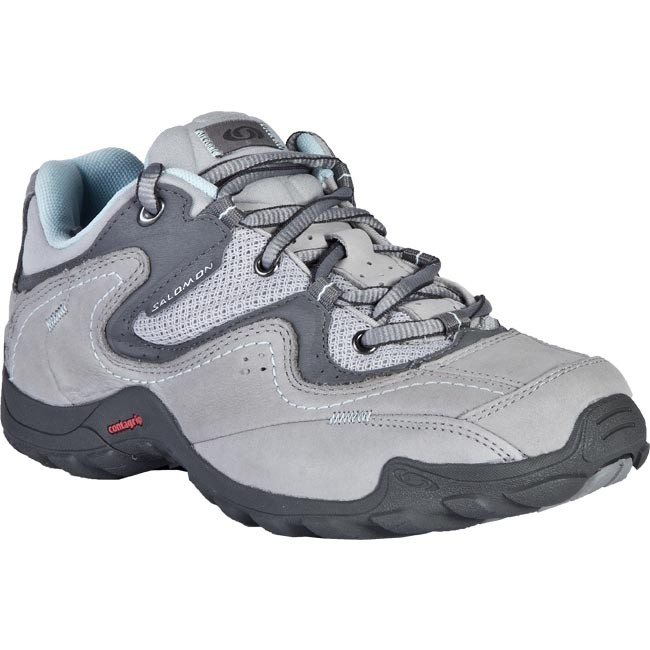 Shoes SALOMON - Elios 2 W 112201 22 V0 Grey
