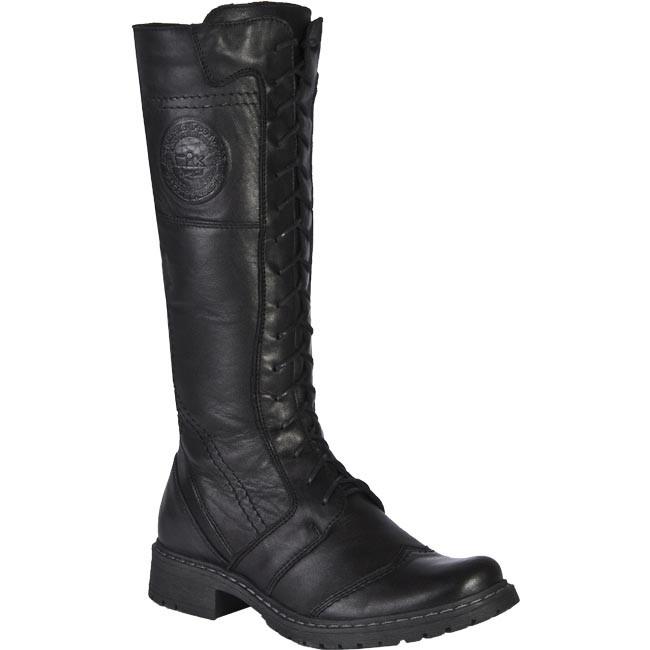 Knee High Boots GIATOMA NICCOLI - 08-0125-001 Black