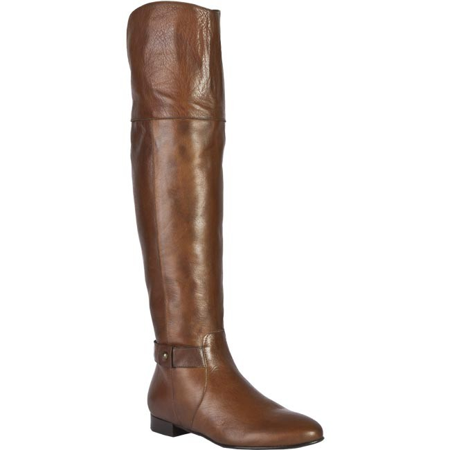 Over-Knee Boots VENEZIA - 012 Sauvage Deer Brown