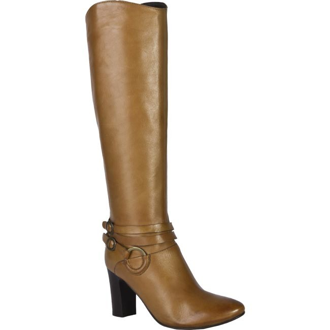Knee High Boots VENEZIA - 7269 Dol Cart Brown