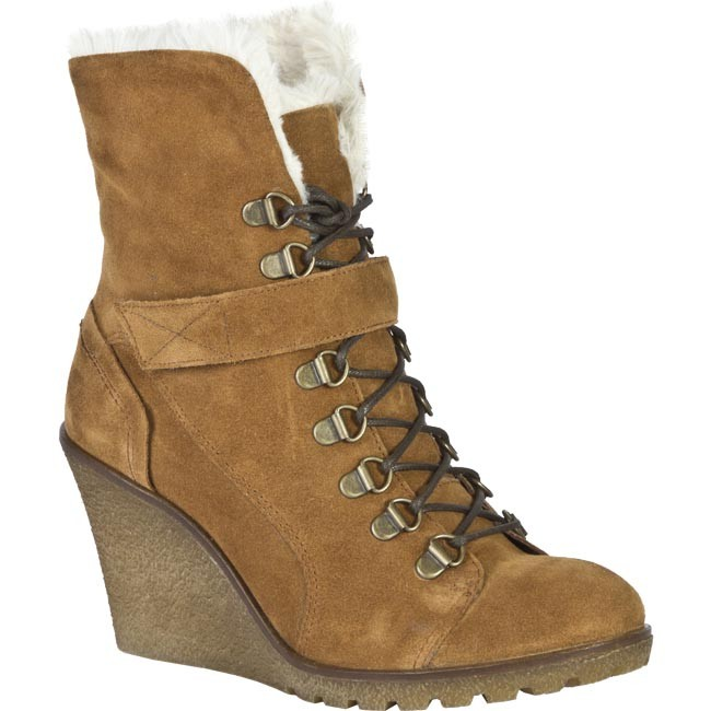 Boots GINO ROSSI - DT008L CGCG 5000 Brown