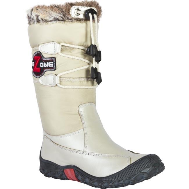 Snow Boots ZARRO - 917/10 Beige