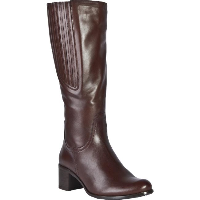 Knee High Boots AXEL - B918 Brown