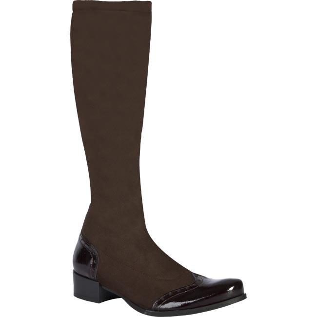 Knee High Boots SAGAN - 825 Brown