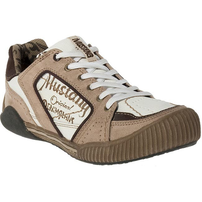 Shoes MUSTANG - 23A054 Beige