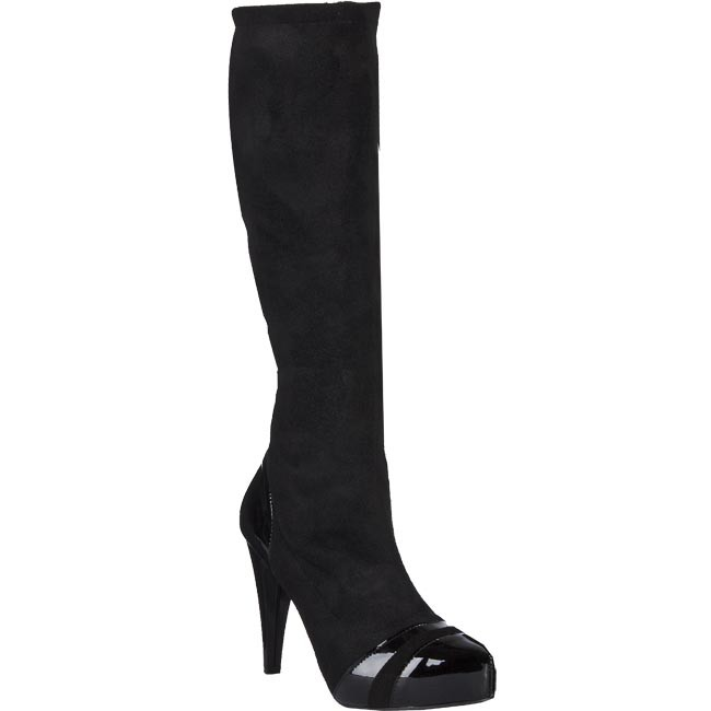 Knee High Boots SAGAN - 1602/1 Black