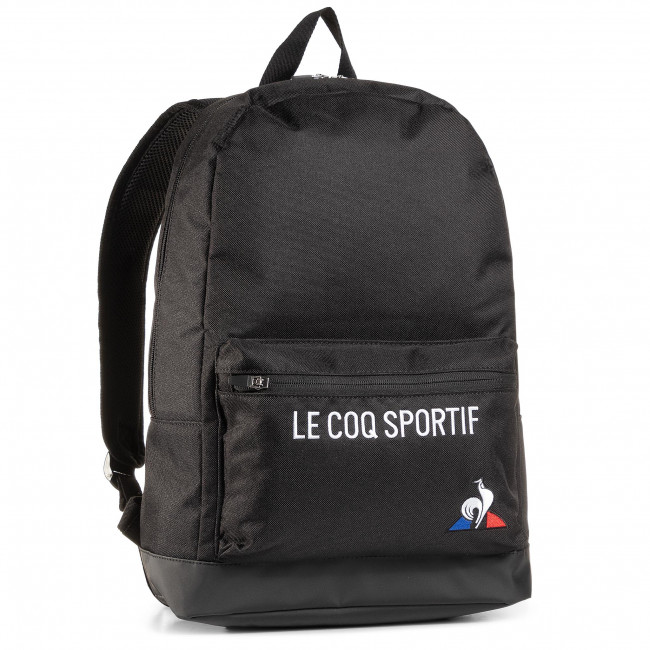 Backpack LE COQ SPORTIF - Ess Backpack 2011113 Black