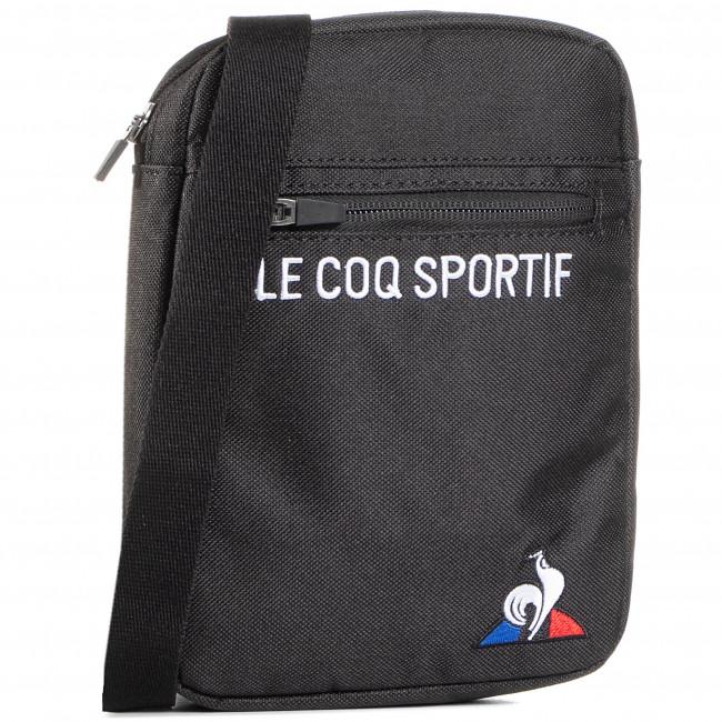 Messenger Bag LE COQ SPORTIF - Ess Small Item 2011117 Black