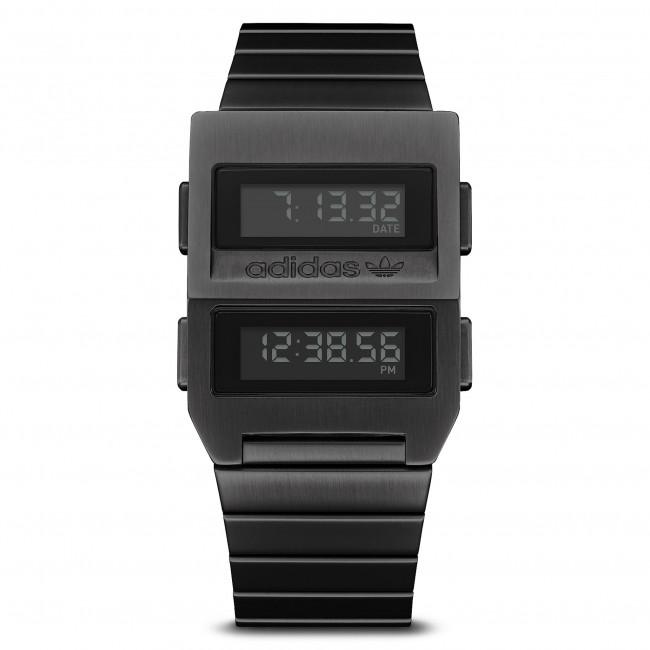 Helecho Encantador Distante  Wristwatch adidas - Archive M3 Z20001-00 All Black - Men's - Watches -  Accessories | efootwear.eu