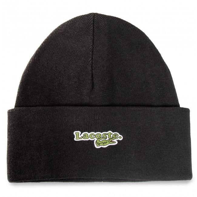 Cap LACOSTE - RB2224 Black 031