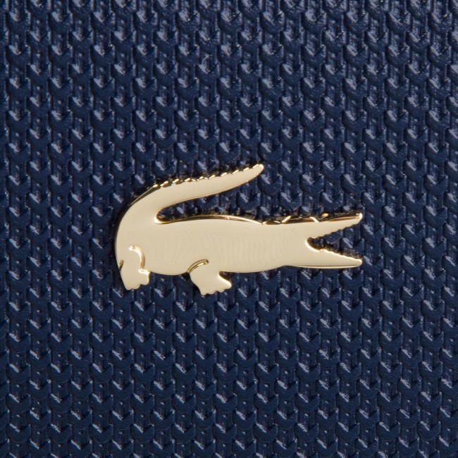 8190eaba5 Handbag LACOSTE - Square Crossover Bag NF2564CE Peacoat 021 - Cross ...