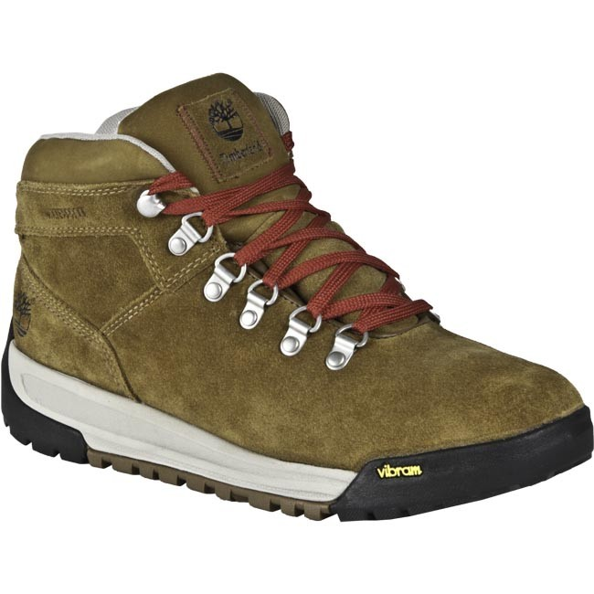 Shoes TIMBERLAND - 28124 Brown