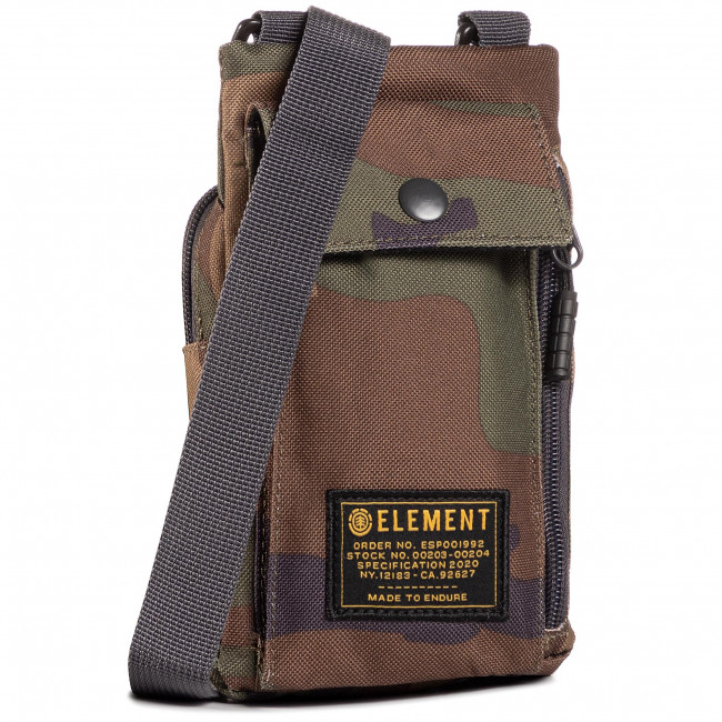 Messenger Bag ELEMENT - Recruit Street Pouch U5ESA4  ELF0 Camo 869