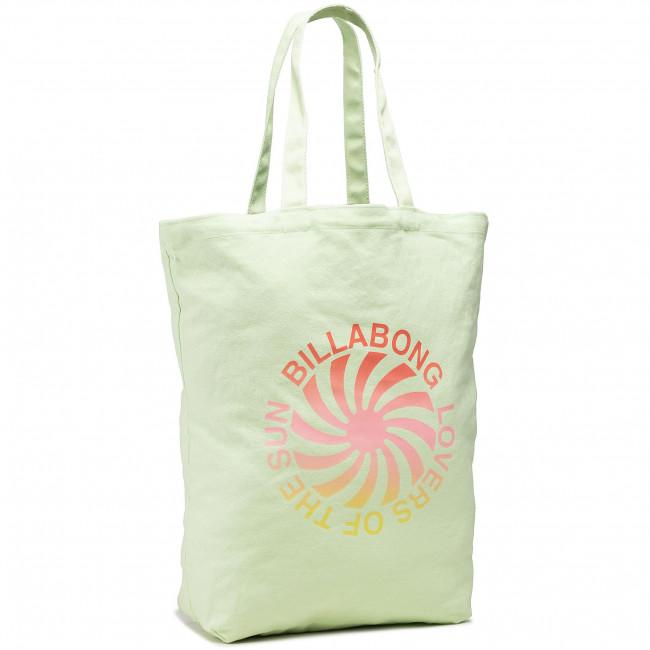 Handbag BILLABONG - Surf Tote W9BG02BIP1  Key Lime 874