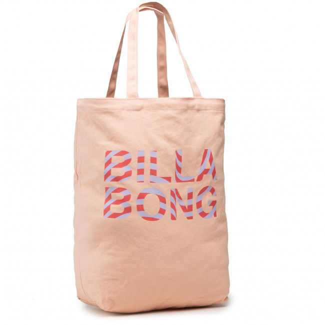 Handbag BILLABONG - Surf Tote W9BG02BIP1  Tropcl Peach 4656