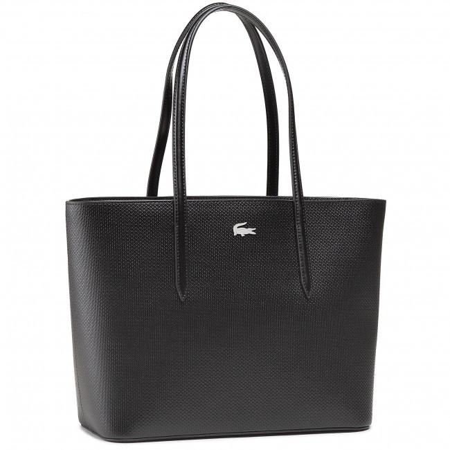 Handbag LACOSTE - NF3494KL Black 000