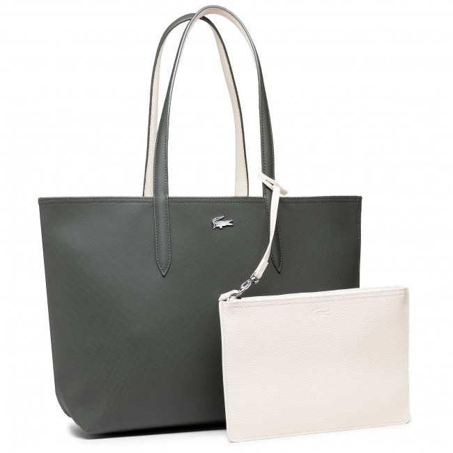 Handbag LACOSTE - Shopping Bag NF2142AA Baobab/Naturel Clair G46