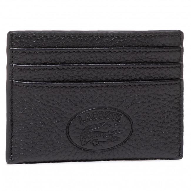 Credit Card Holder LACOSTE - Cc Holder NF3404NL Noir 000