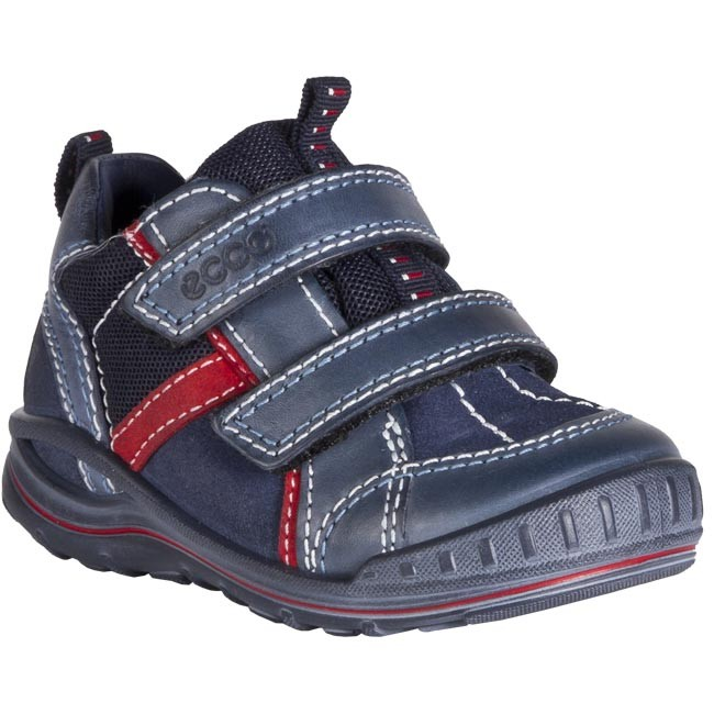 Shoes ECCO - Kick-Start 75156150963 Blue