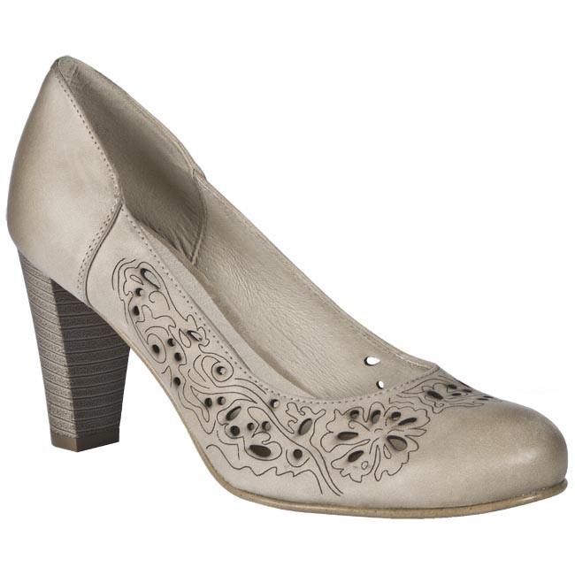 Shoes BUT-S - P131-K01-0E0 Beige