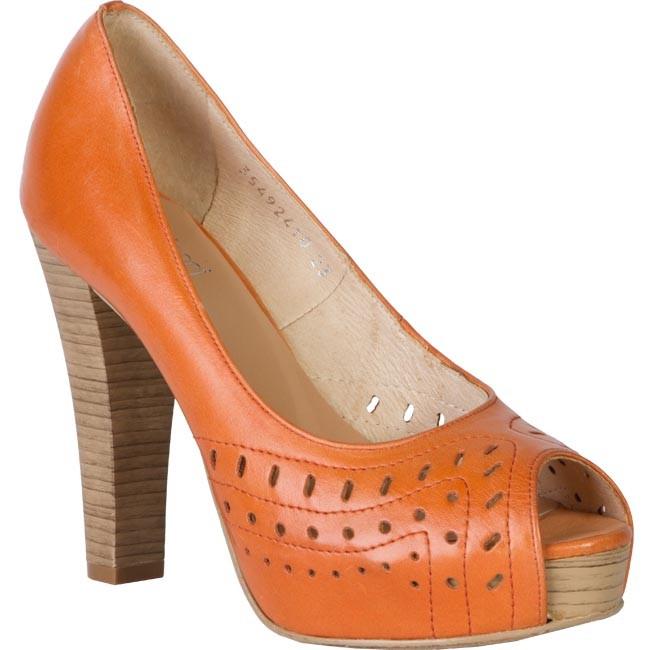 Shoes EKSBUT - 12-2410-623-1G Orange