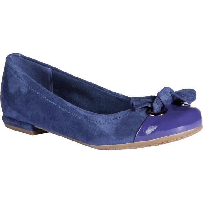 Flats CLARKS - 20349489 Blue
