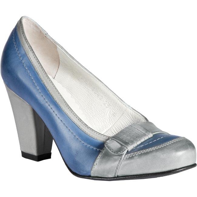 Shoes EKSBUT - 29-1542 Blue