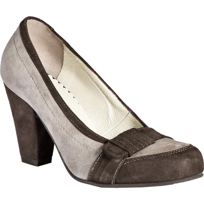 Shoes EKSBUT - 28-1542 Beige