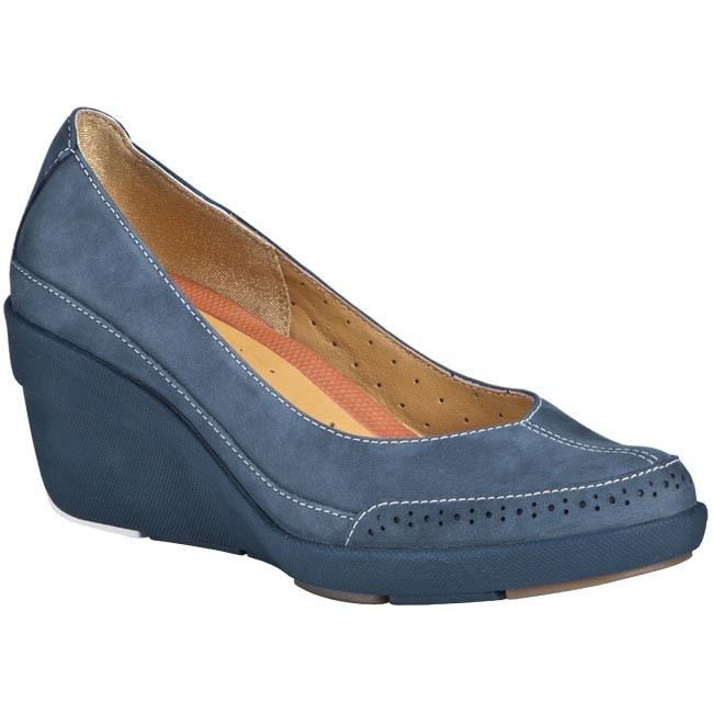 Shoes CLARKS - 20348769 Blue