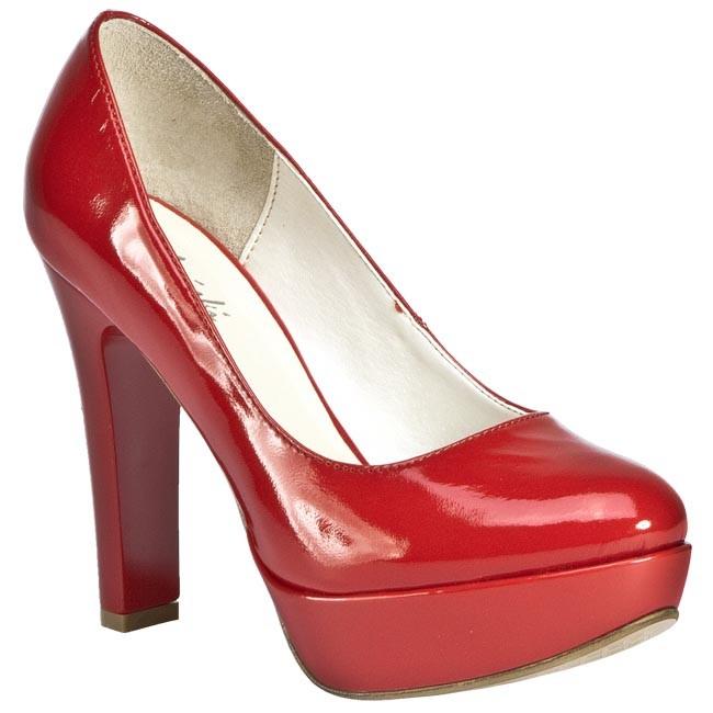 Shoes R.POLAŃSKI - 0613 Red