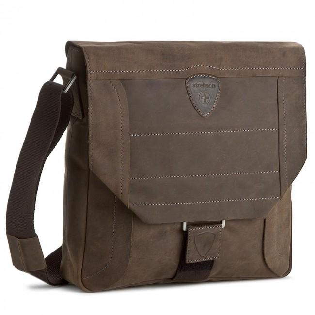 Bag STRELLSON - Hunter 4010000032 Dark Brown 702