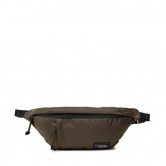 Waist Pack NATIONAL GEOGRAPHIC - Waist Bag N11804.11 Khaki