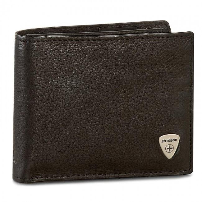 Leather Wallet Men Wallet for him KF-3172 Black Leather Men Wallet Men Leather wallet