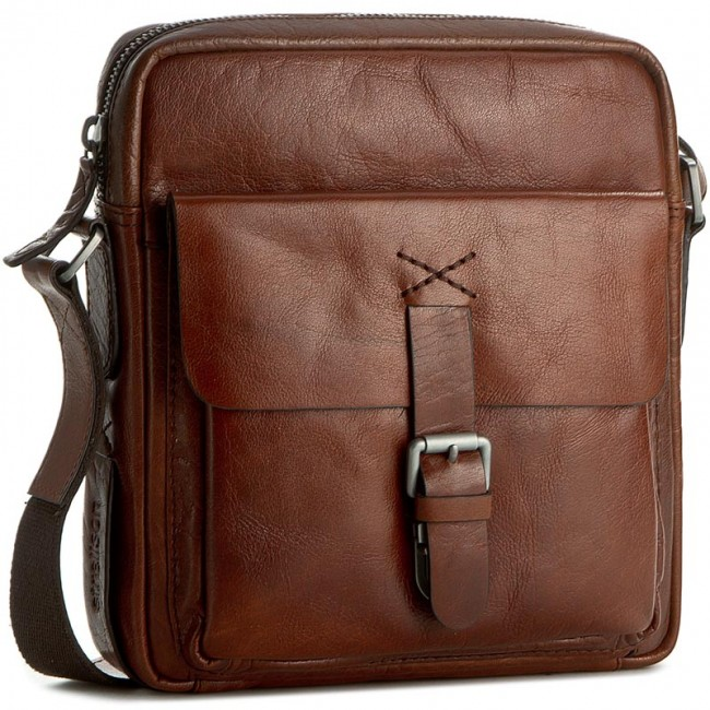 Messenger Bag STRELLSON - Greenford Shoulder Bag SV 4010001279 Cognac 703