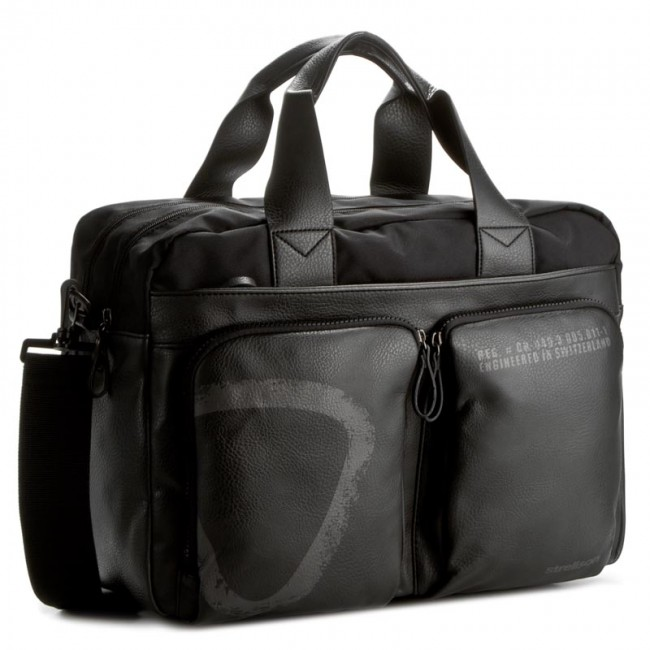 Laptop Bag STRELLSON - Paddington 4010001915 Black 900