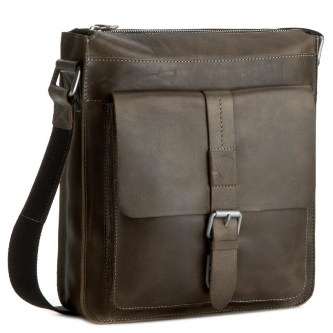 Messenger Bag STRELLSON - Blake 4010001696 Dark Grey 802
