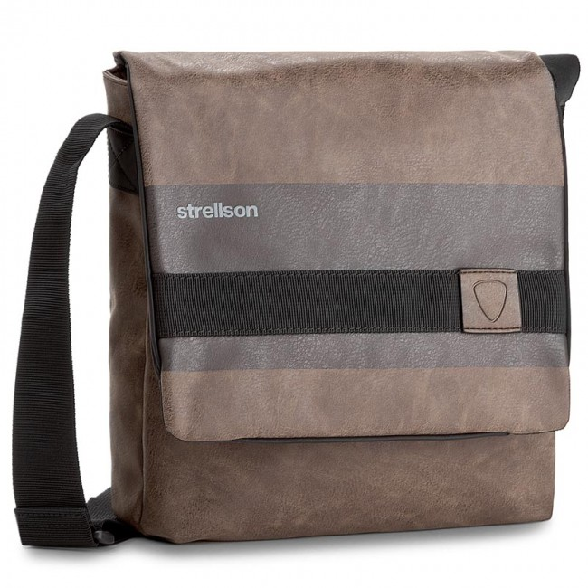Messenger Bag STRELLSON Finchley 4010002286 Brown 700