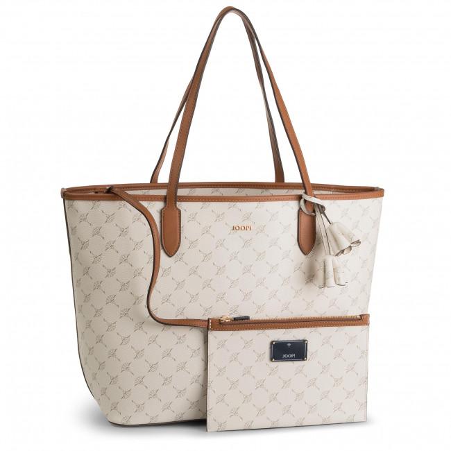 Handbag JOOP! - Lara 4140004555 Off White 101