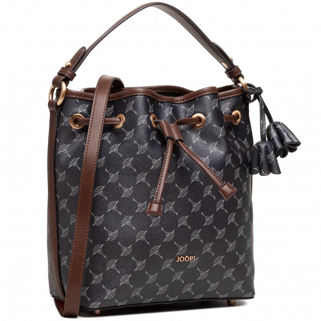 Handbag JOOP! - Cortina 4140005020 Dark Grey 802