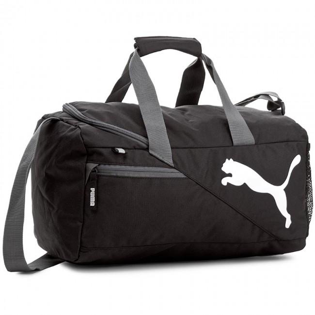 c342e098788 Bag PUMA - Fundamentals Sports Bag Xs 073501 01 Black - Men's ...