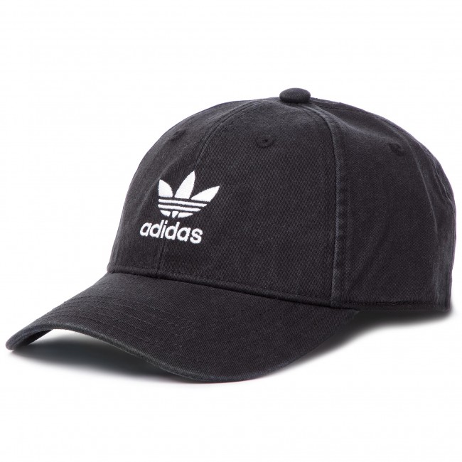 b5358f3841 Cap adidas - adic Washed Cap DV0207 Black/White