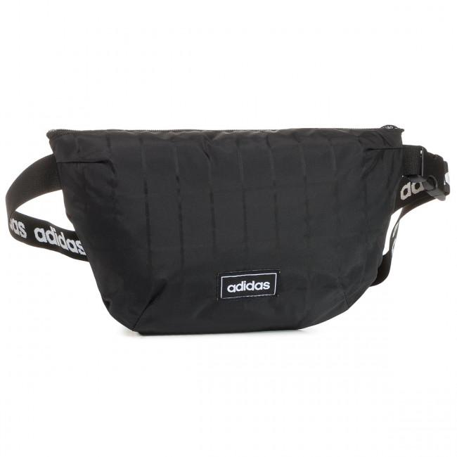 Rodeo Garganta Invitación  Saszetka nerka adidas - Waistbag T4h FL3649 Black/Black/White ...