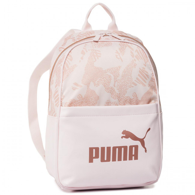 Backpack PUMA Core Up Backpack 076970 02 Rosewater