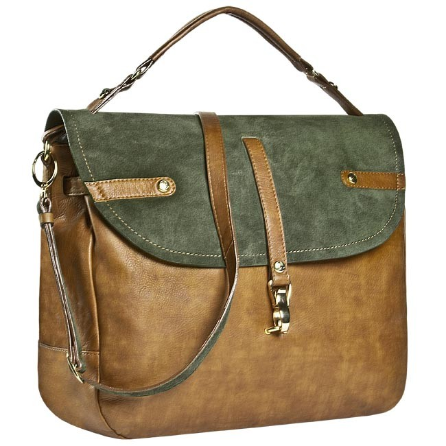 Handbag BOCA - 129 S 61/2A Brown
