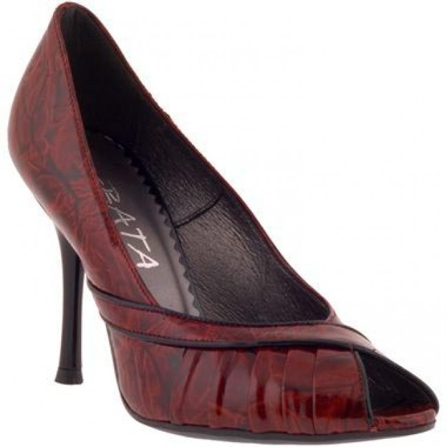 Shoes EDEO - 686 176/84 Red