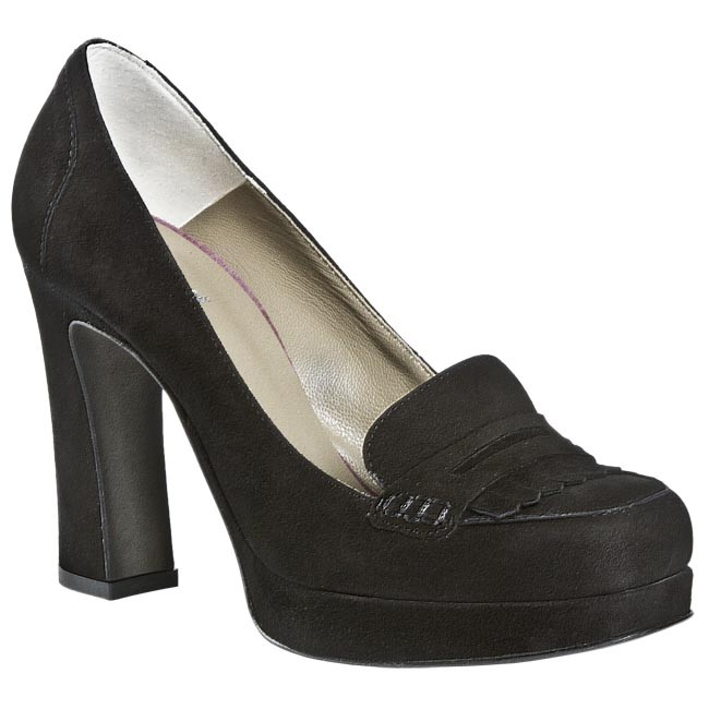 Shoes GINO ROSSI - DCF132 4900 9900 Black